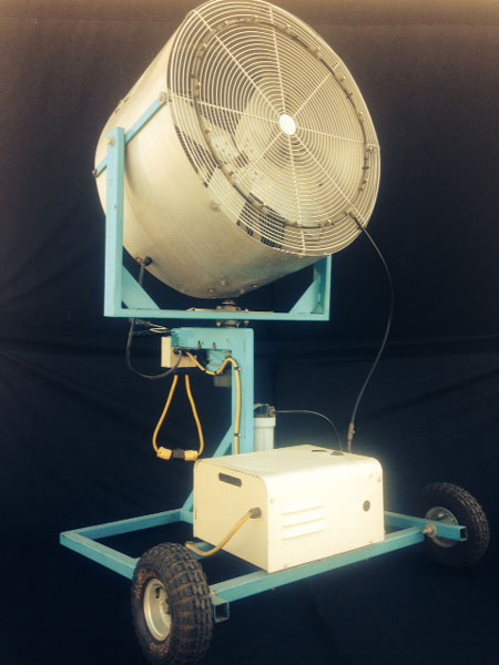Ac Misting System : Rent portable misters misting fans coolers air